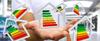 Immobilier écologique - concept de labels et de certifications écologiques