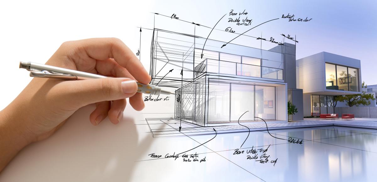 Maison neuve Bordeaux – design maison