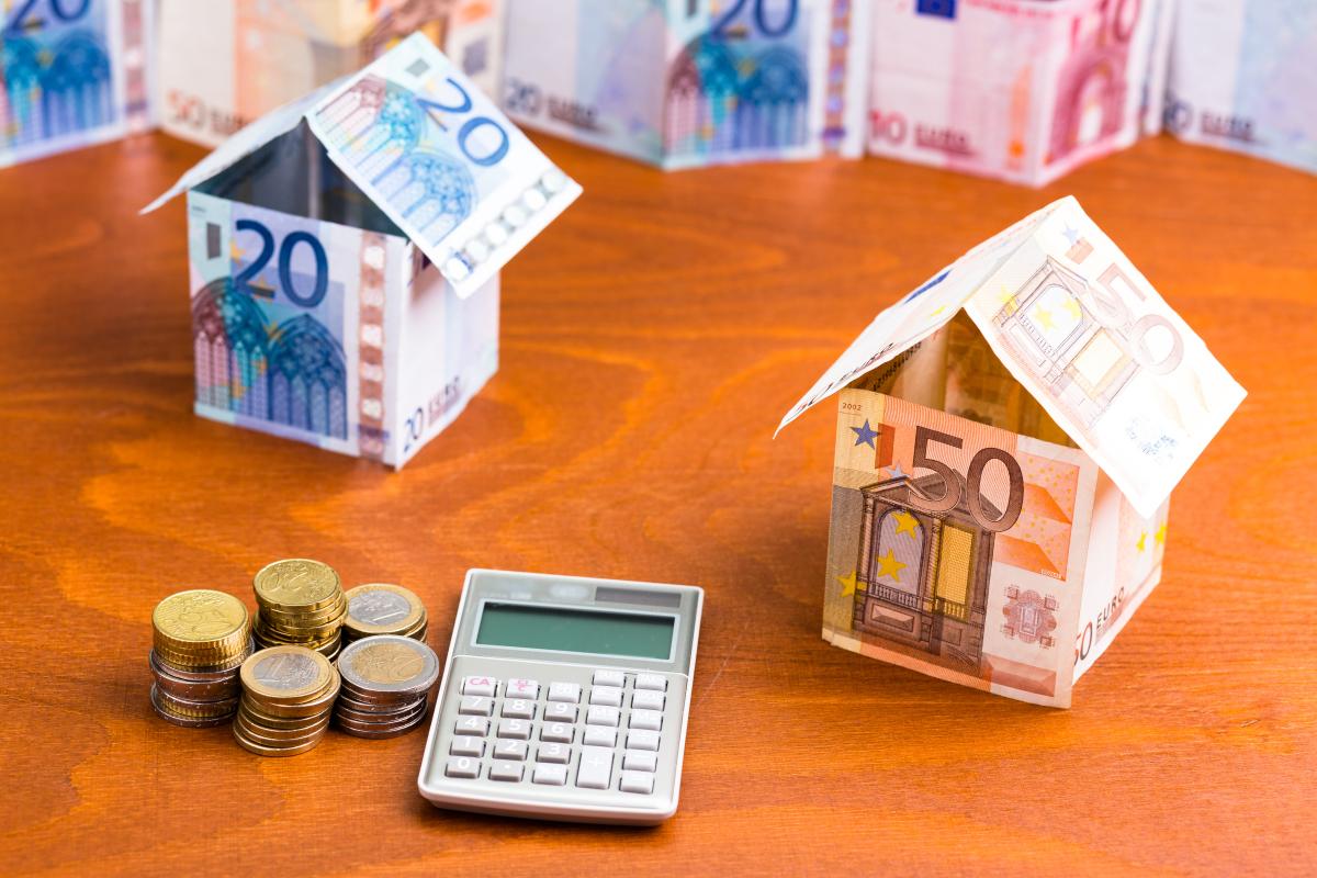 SCPI Bordeaux – concept de maisons en billets