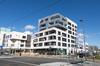 Logement étudiant à Bordeaux – Vue d'un immeuble neuf dans le quartier Ginko
