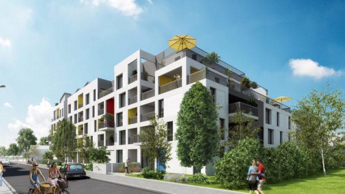 Appartements neufs Villenave-d'Ornon référence 5896 : aperçu n°0