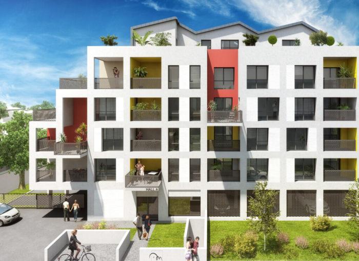 Appartements neufs Villenave-d'Ornon référence 5896 : aperçu n°2