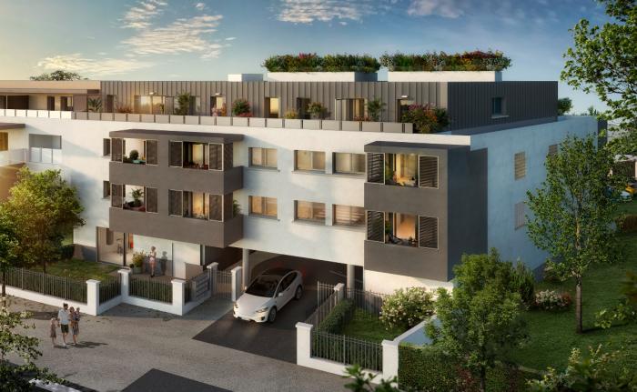 Appartements neufs Villenave-d'Ornon référence 5904 : aperçu n°0