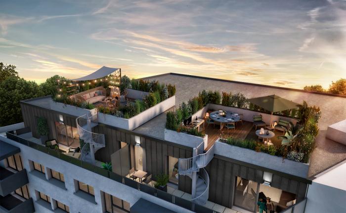 Appartements neufs Villenave-d'Ornon référence 5904 : aperçu n°2