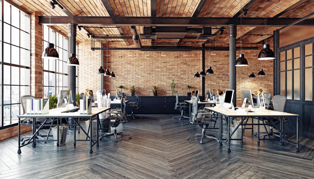 Coworking à Bordeaux – Espace de bureaux partagés design