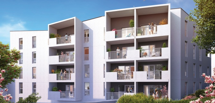 Appartements neufs Anglet référence 5931 : aperçu n°2