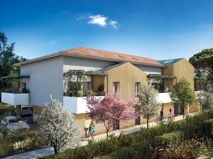 Appartements neufs Villenave-d'Ornon référence 5941 : aperçu n°0