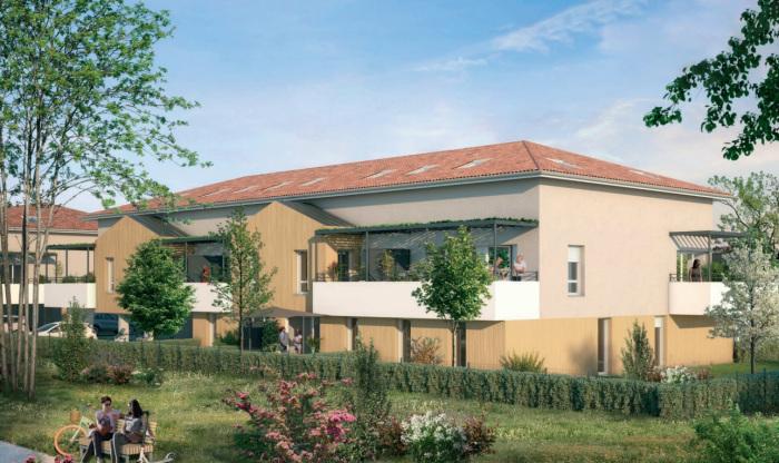 Appartements neufs Villenave-d'Ornon référence 5941 : aperçu n°2
