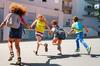 meilleures écoles – enfants qui courent
