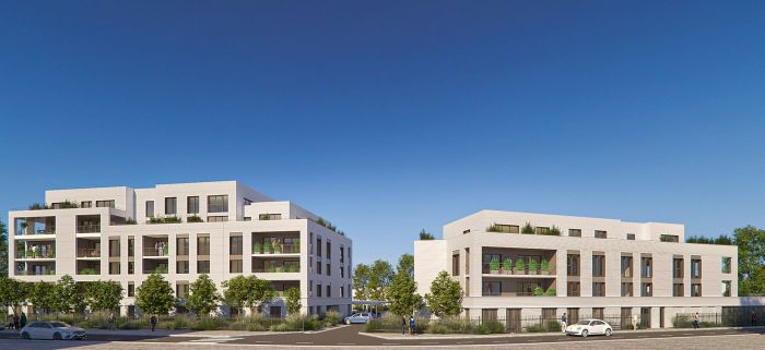 Appartements neufs Floirac référence 5952 : aperçu n°0