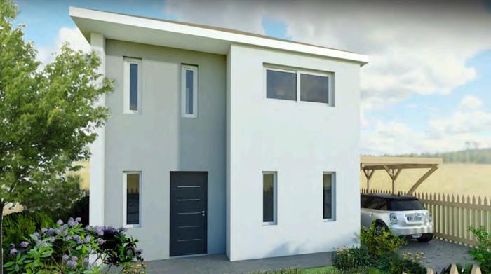 Maisons neuves Eysines référence 5957 : aperçu n°0