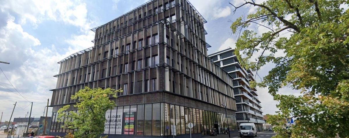 ZAC Saint-Jean Belcier - vue sur un programme immobilier neuf